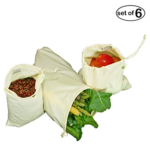 Cotton Cloth Bags - 6
