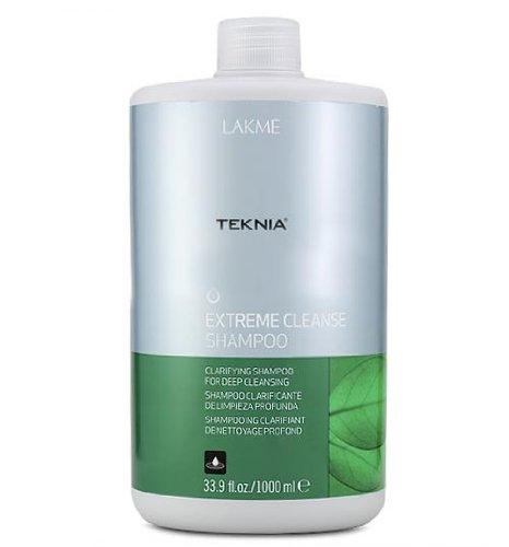 Lakme Teknia Extreme Cleanse Shampoo 33.9 oz