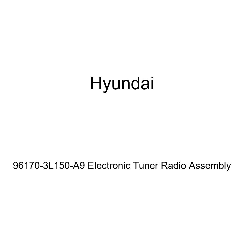 HYUNDAI Genuine 96170-3L150-A9 Electronic Tuner Radio Assembly