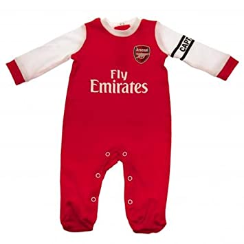 Sporting Lisbon official baby sleepsuit