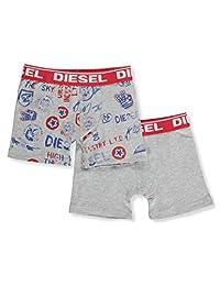 Diesel Boys' 2-Pack Boxer Briefs