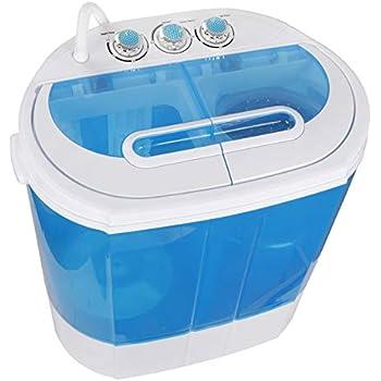 Amazon.com: SUPER DEAL Portable Washing Machine Twin Tub