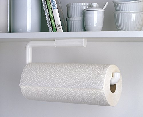 Mdesign Wall Mount Paper Towel Holder For Inside Kitchen