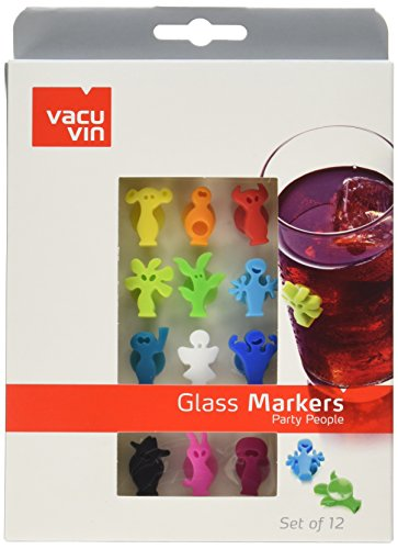 Vacu Vin Glass Markers People product image