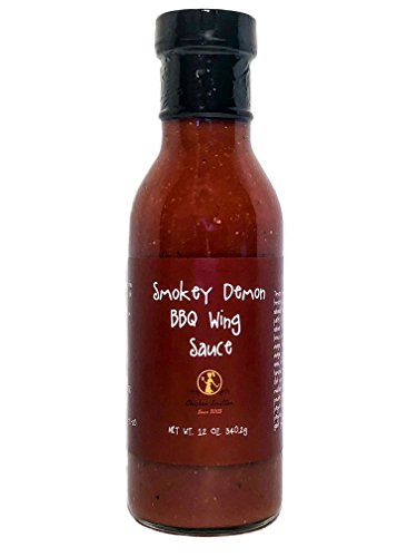 Smokey Demon BBQ Wing Sauce - Blended in Small Batches with
