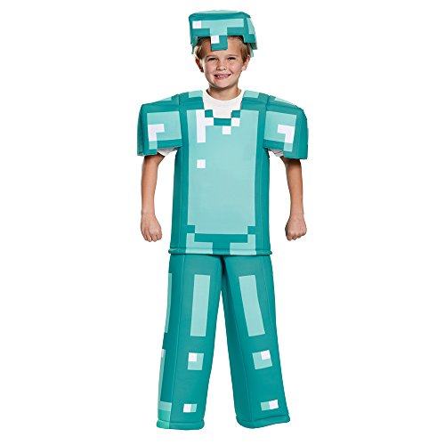 Minecraft Costume, Multicolor