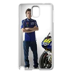 Samsung Galaxy Note 3 Phone Case White Valentino Rossi BFG100331