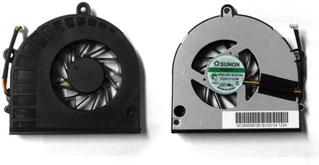 For Toshiba Satellite L675D-S7104 CPU Fan