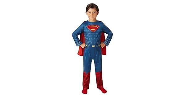 Disfraz clásico niño Superman El amanecer de la Justicia 3 à ...