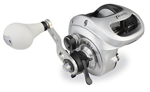 SHIMANO TRANX, LowProfile Baitcasting Fishing Reel (TRX500PG)