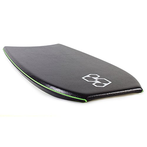 Mike Stewart Science Launch Spec 42.5 2018 Bodyboard - Black deck by Mike Stewart Science