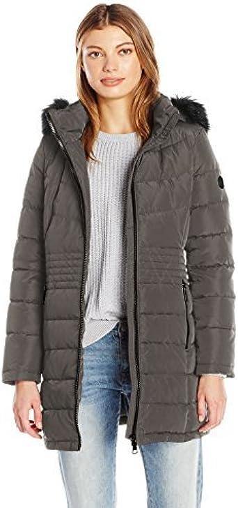 ONTBYB Mens Warm Puffer Lightweight Coat Winter Packable Down Jacket