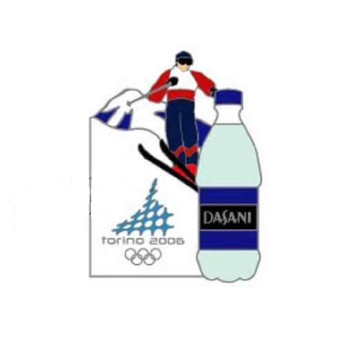 torino-2006-dasani-skier-pin