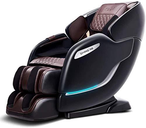 AIWANTO SMING Massage Chair SL Rail Household Smart Recliner Full-body Electric Shiatsu Massage Sofa Chair Zero Gravity…