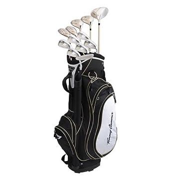 Tommy Armour 9008356115950 - Juego completo de palos de golf ...