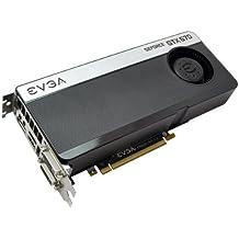 EVGA GeForce GTX 670 SuperClocked 4096MB GDDR5, 2x Dual-Link DVI, HDMI, DP, 4-Way SLI Ready Graphics Card (04G-P4-2673-KR)