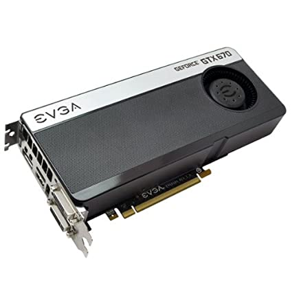 EVGA GeForce GTX 670 4GB Superclocked+ Drivers Download (2019)