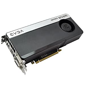 EVGA GeForce GTX 670 SuperClocked 4096MB GDDR5, 2x Dual-Link DVI, HDMI, DP, 4-Way SLI Ready Graphics Card (04G-P4-2673-KR)