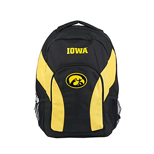 - Officially Licensed NCAA Iowa Hawkeyes Draftday Backpack