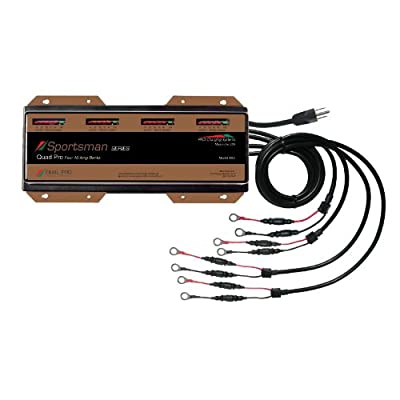 Dual Pro SS4 Sportsman Series 40 Amp Battery Charger