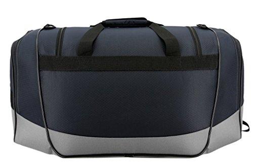 III Duffel Grey Onix Night Light Defender Bag Blue Collegiate adidas wxB7SPq