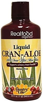 Country Life RFO Sports Nutritional Drink, Cranberry Aloe, 32 Ounce