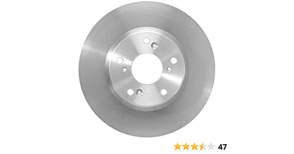 Bendix Premium Drum and Rotor PRT6203 Front Brake Rotor