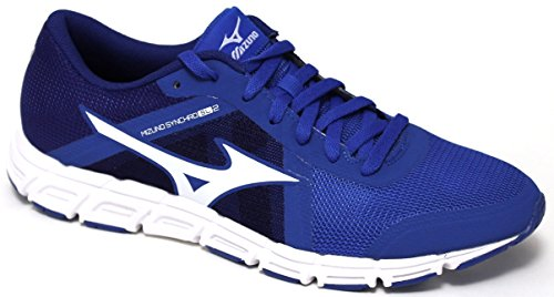 Mizuno Chaussures Running Homme Synchro SL–j1ge1728–43–strongBlue/White/mazarineblue-40