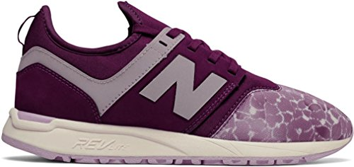 New Faded Modern Shoes WRL247V1 Balance Classics Lifestyle Rose Dark Womens Mulberry rqaxFrgwKH