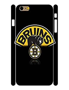 Funny Dustproof Stronger Hockey Team Men Print Sports Game Team Logo for Iphone 6 Plus Case - 5.5 Inch by lolosakes