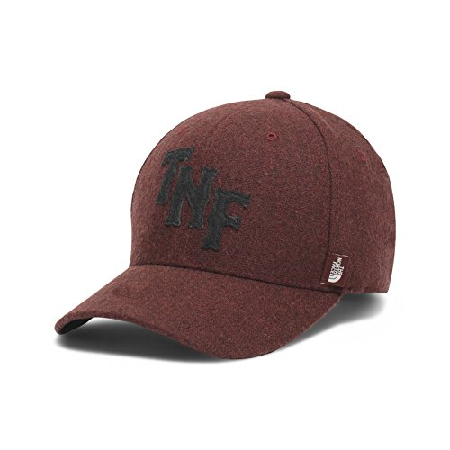 The North Face Team The North Face Ball Cap Sequoia Red/TNF Black Large/X-Large
