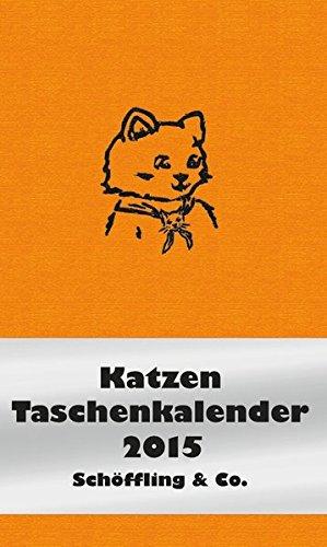 Katzen Taschenkalender 2015