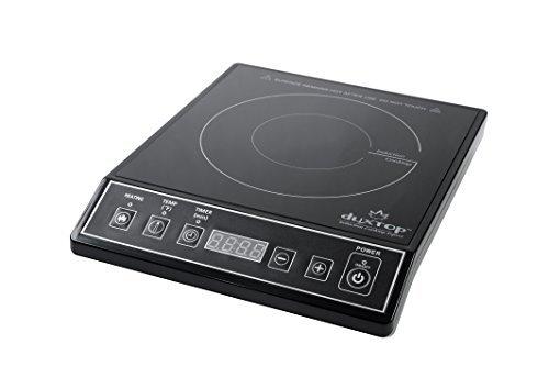 Secura 1800-Watt Portable Induction Cooktop Countertop Burner 9100MC, Black by Secura (Image #4)