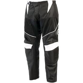 36 White BILT Free Flow Vented Off-Road Motorcycle Pants