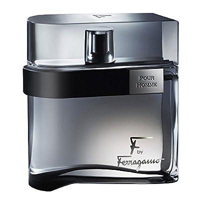 F By Ferragamo Black For Men By Salvatore Ferragamo Eau De Toilette Spray