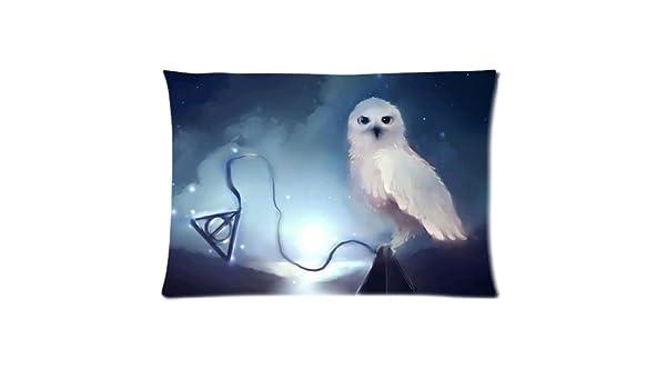Diseño de Harry Potter Hedwig personalizado de punto de cruz ...