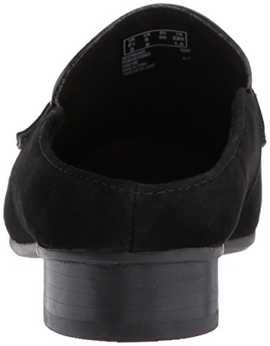 CLARKS Women's Keesha Donna Mule Black Suede cheap price wholesale new for sale fashionable online AHxEg3rC