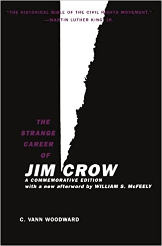 The Strange Career of Jim Crow: C. Vann Woodward, William S. McFeely: 9780195146905: Amazon.com: Books