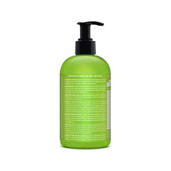 Dr. Bronner's Organic 4-in-1 Shikakai Lemongrass Lime Hand Soap