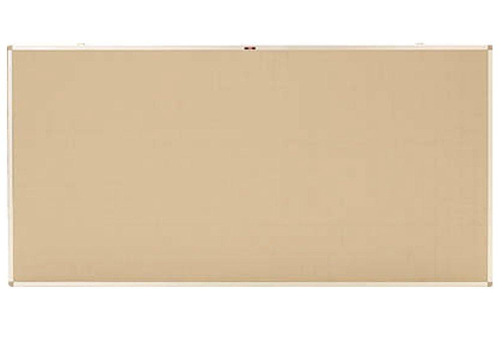 TRUSCO(トラスコ) エコロジークロス掲示板 900×1200 ベージュ 暗線入 KE-34SBA  B00GY5FL4A