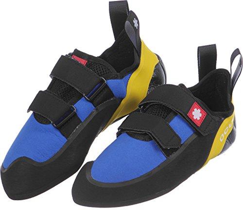 Kletterschuh Ocun QC gelb Strike blau x7Yvq7ZOw