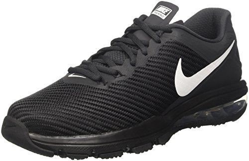 Nike Air Max Full Ride TR 1.5, Scarpe da Fitness Uomo Nero (Black/White-anthracite 010)