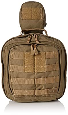5.11 RUSH MOAB 6 Tactical Sling Pack Backpack, Style 56963