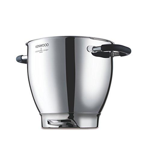Kenwood 37575 - Accesorio bol para Robots de Cocina Kenwood Major, 6.7 L, acero inoxidable