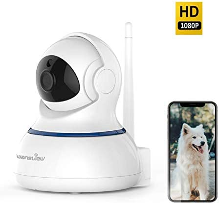 Wansview Wireless Security Surveillance Monitor product image