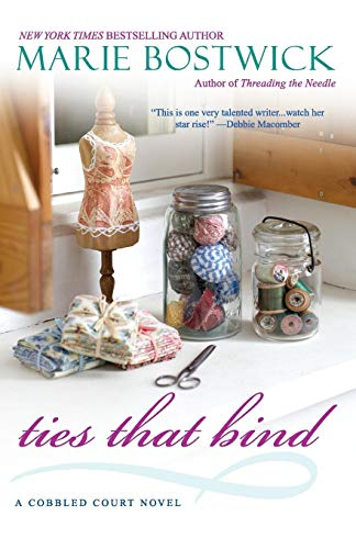 Ties That Bind (Cobbled Court - Ties Bind That Book