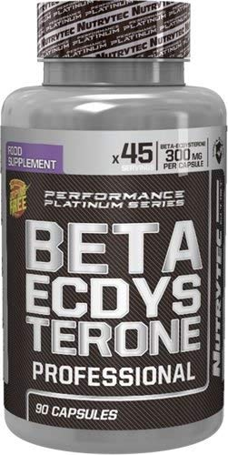 Nutrytec Beta Ecdisterona (Performance Platinum) 90 caps: Amazon.es: Alimentación y bebidas