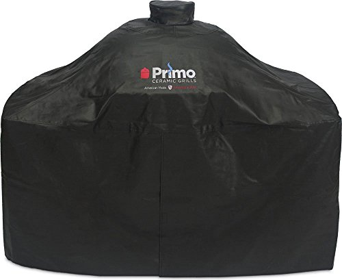 Grill Cover for Oval XL 400 LG 300 and Jack Daniel's by Primo Ceramic Grills