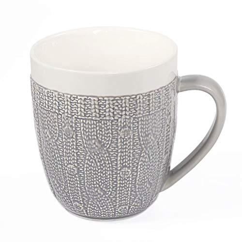 77L Coffee Mug with Handle, [14.55 FL OZ,