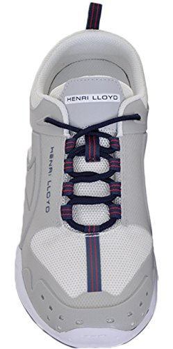 Henri Lloyd Octogrip Mono Performance Deck Shoes Shoe White - Performance Sailing Footwear